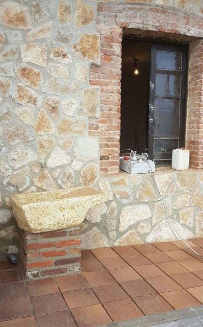 Lavadero Pilón De Piedra