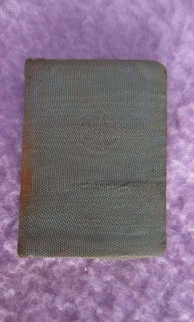 MINI LIBRO CALENDARIO 1943 - foto 1