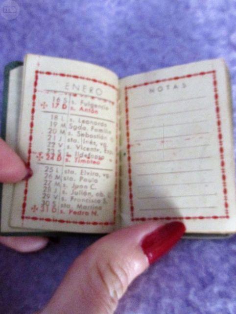 MINI LIBRO CALENDARIO 1943 - foto 3