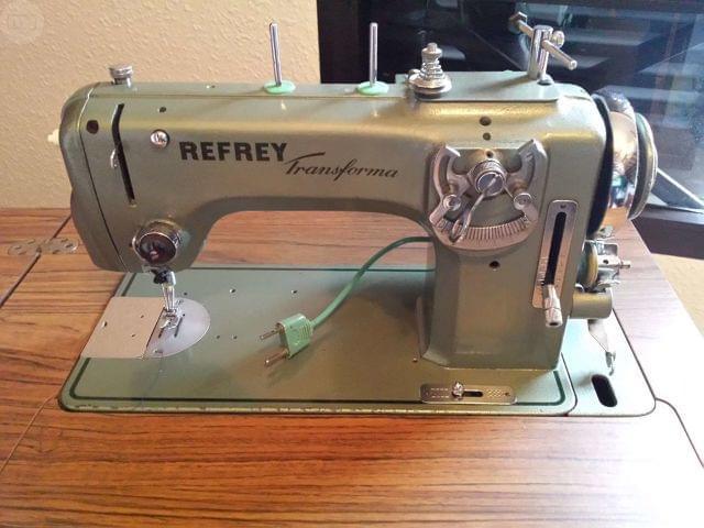 MIL ANUNCIOS.COM - MÁquina de coser refrey transforma 427