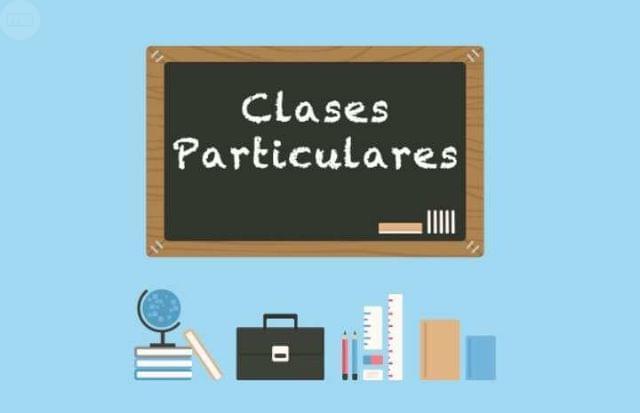 CLASES PARTICULARES.  - foto 1