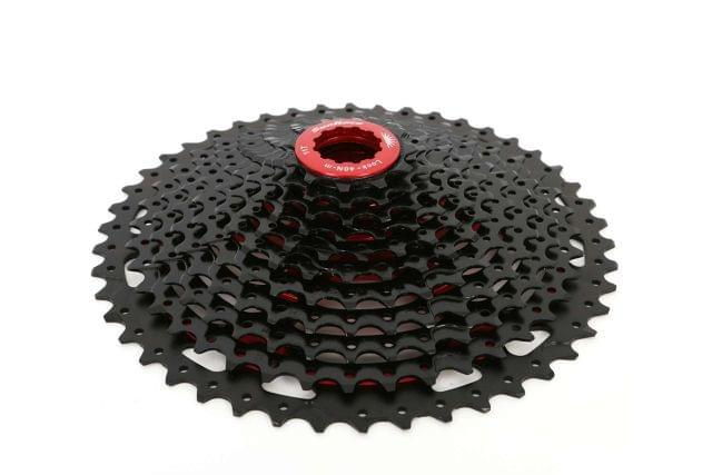 CASSETTE SUN RACE MX8 11V 11-46 BLACK