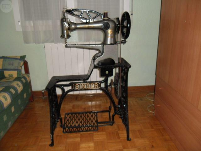 MIL ANUNCIOS.COM - Vendo maquina de coser de zapatero