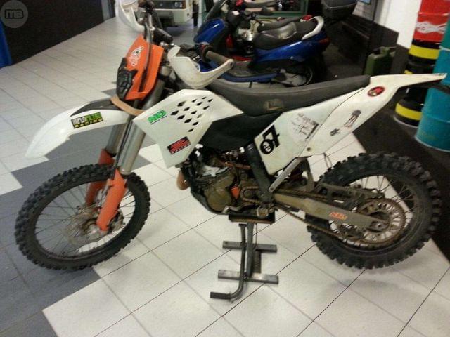 DESPIECE KTM EXC 250F 2010