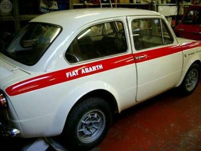 ALETINES SEAT FIAT 850 ABARTH