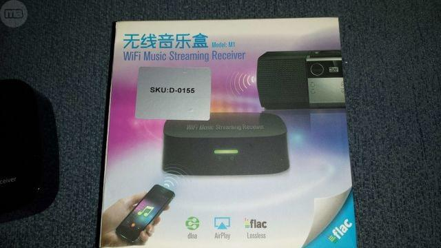 WIFI AUDIO RECEIVE DLNA AIR PLAY - foto 4