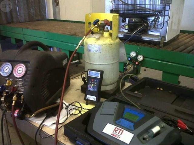 GAS  REFRIGERACIÓN R134 . R407 - foto 3