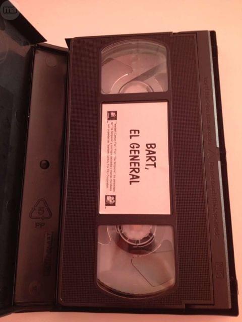 VHS DE LOS SIMPSONS - foto 3