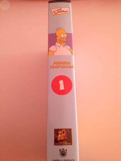 VHS DE LOS SIMPSONS - foto 4