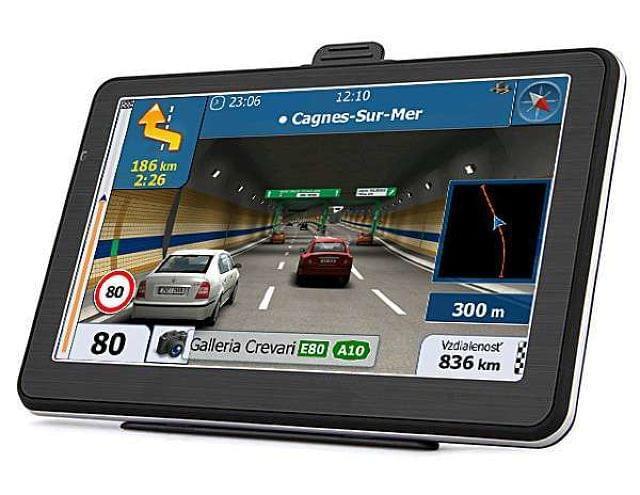 GPS CAMIÓN DE 7 PULGADAS.  TRUCK.  2020 - foto 4