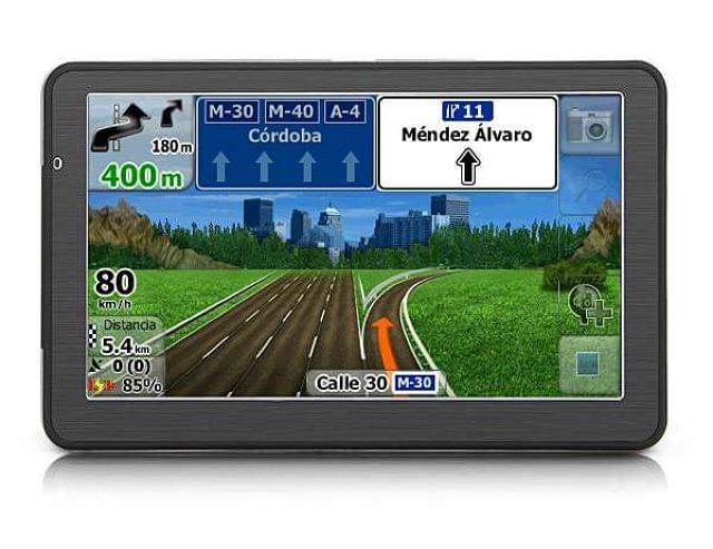 GPS CAMIÓN DE 7 PULGADAS.  TRUCK.  2020 - foto 5