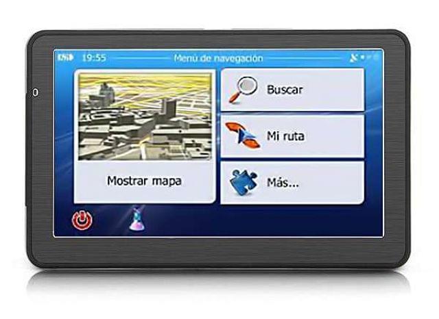 GPS CAMIÓN DE 7 PULGADAS.  TRUCK.  2020 - foto 7