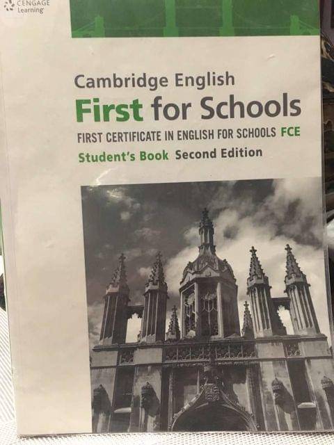 LIBRO INGLES CAMBRIDGE FIRST CERTIFÍCATE - foto 1