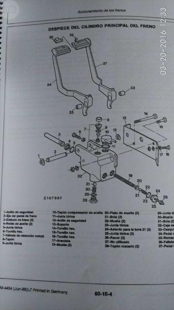 MANUAL REPARACION JOHN DEERE SERIES 1100 - foto 2