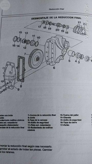 MANUAL REPARACION JOHN DEERE SERIES 1100 - foto 4