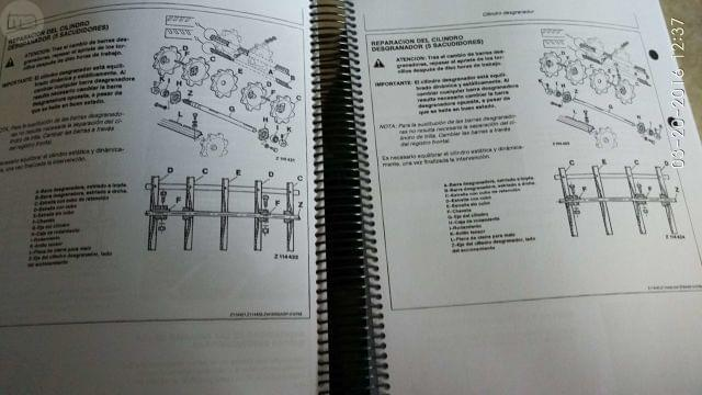 MANUAL REPARACION JOHN DEERE SERIES 1100 - foto 7