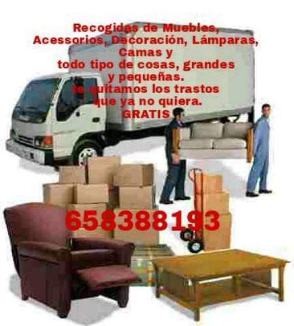 Recogida trastos viejos barcelona trendy muebles viejos for Recogida muebles gratis barcelona