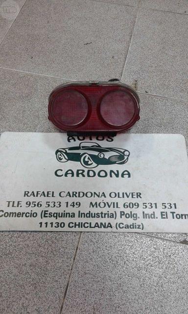 PILOTO HONDA NSR