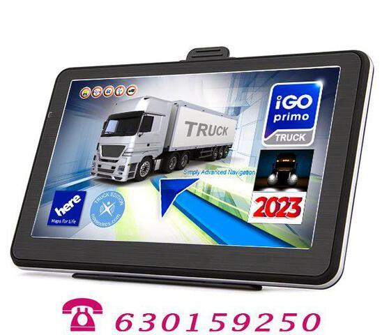 GPS 7 PULGADAS IGO PRIMO MODULO CAMION