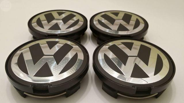 TAPAS LLANTAS VW VOLKSWAGEN 63MM