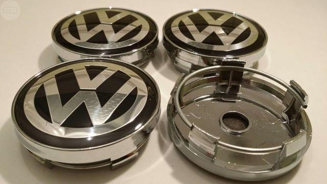 TAPAS LLANTAS VW VOLKSWAGEN 60MM