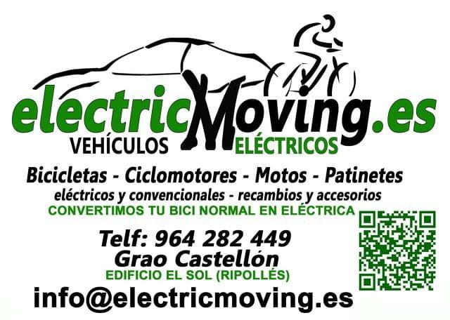 CONVERTIR BICICLETA NORMAL A ELECTRICA