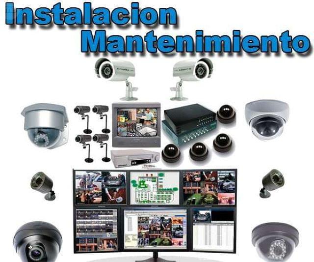 MANTENIMIENTO E INSTALACIÓN CCTV - foto 1