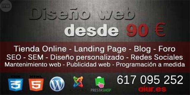 PROYECTO WEB AL MEJOR PRECIO - foto 1
