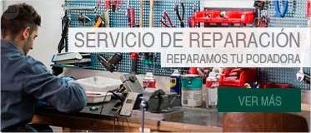 REPARACION Y VENTA TIJERA PODA ELECTRICA