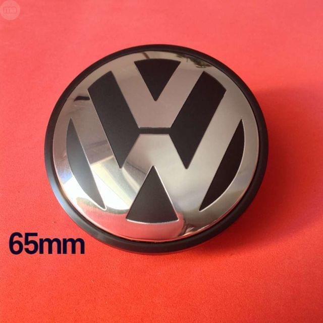 TAPAS LLANTAS VW VOLKSWAGEN 65MM