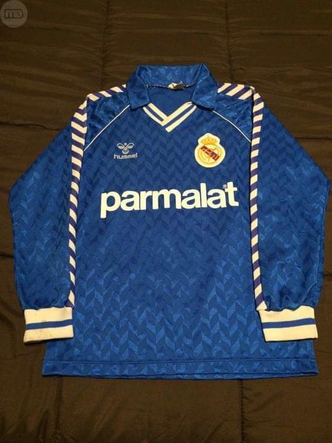 Camiseta Real Madrid 86/87
