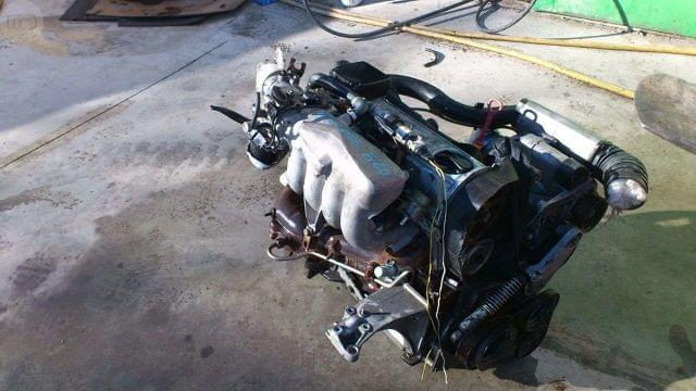 MOTOR GOLF RALLYE G60 CON GURPO Y CAJA