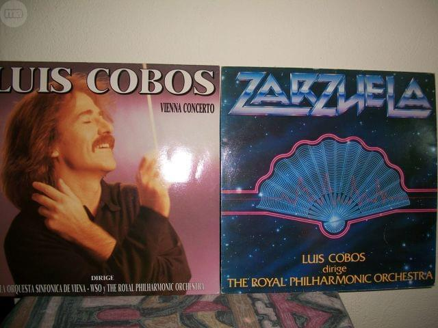 Discos Vinilo L.P De Luis Cobos
