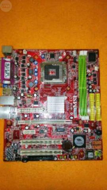 PLACA MSI 775 MOD. P4M900M2 - foto 1