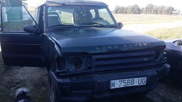 LAN ROVER DISCOVERY - foto 4