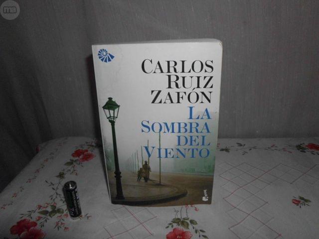 CARLOS RUIZ ZAFON LA SOMBRA DEL TIEMPO