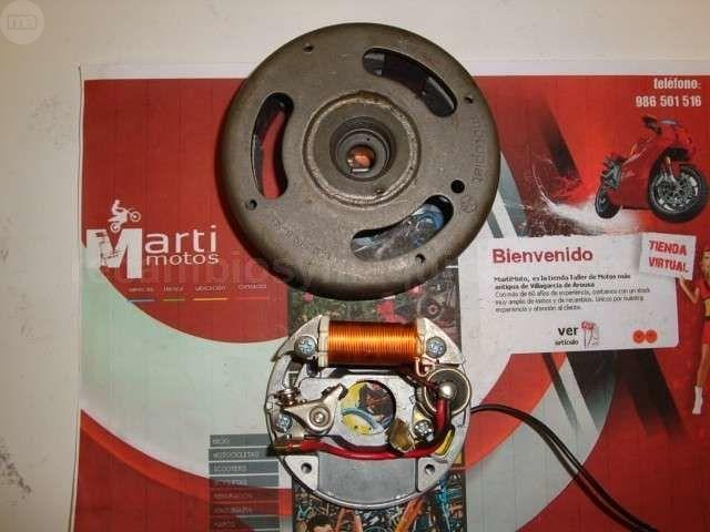 ENCENDIDO COMPLETO MOTOPLAT MINARELLI