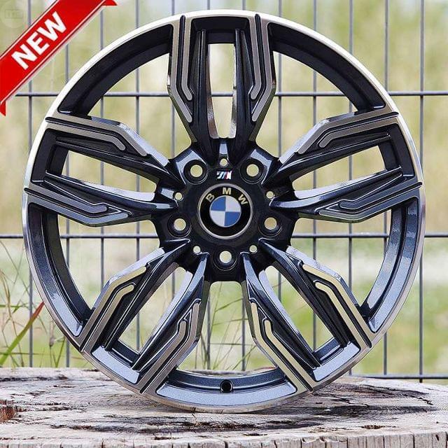 LLANTAS M-7 NEW 2018 PARA BMW 18 PULGADA