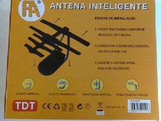 ANTENA INTERIOR-EXTERIOR - foto 2