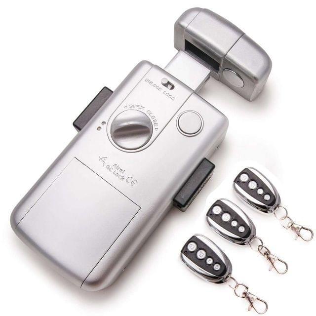cerradura electronica inteligente invisible rc lock