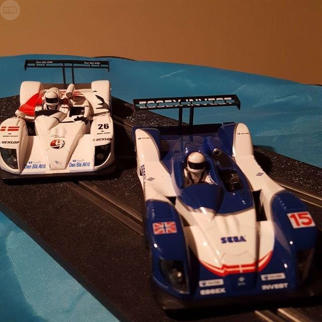 LOTE DE COCHES SLOTER PARA SCALEXTRIC