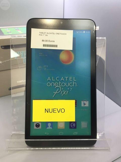 TABLET ALCATEL ONETOUCH