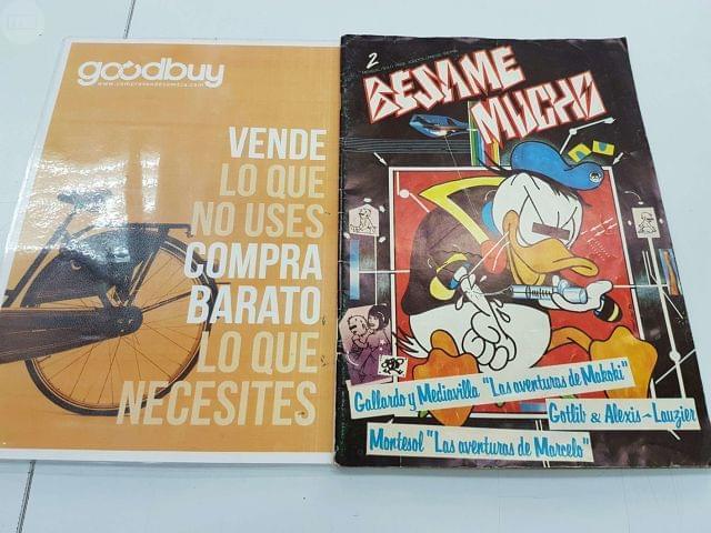 Comic Besame Mucho