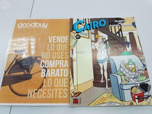 Comic Cairo N 41
