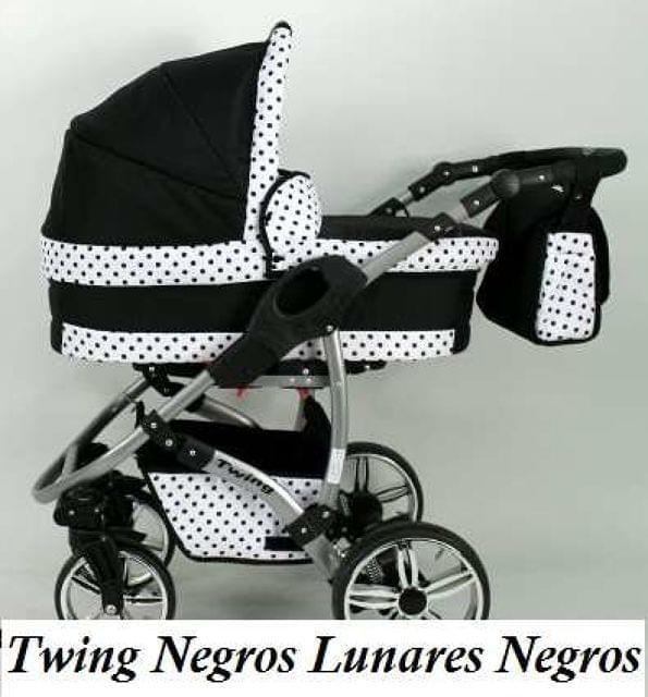 MILANUNCIOS   Carro bebe trio twing con accesorios. Coches