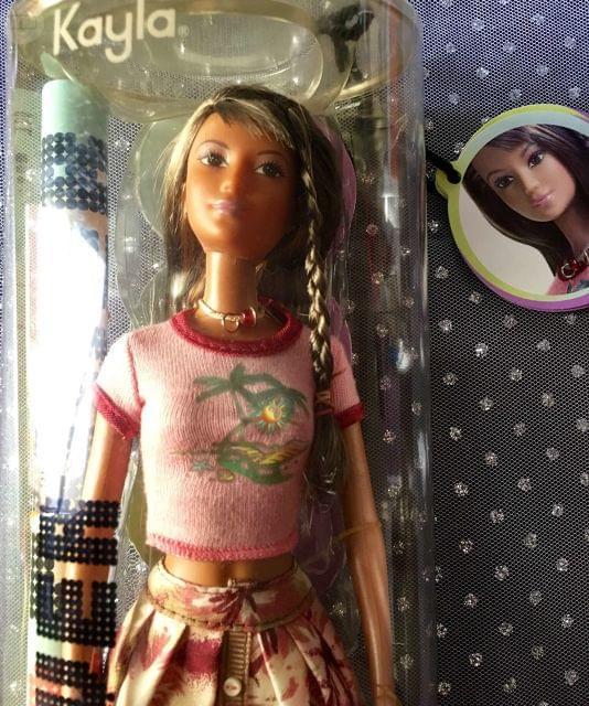 10 bolsas Panini-barbie-recolector-sticker