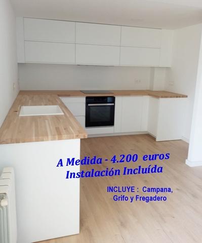COCINAS - FABRICAMOS  MEDIDA. . .  MONTADOR - foto 2