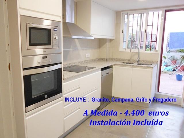 COCINAS - FABRICAMOS  MEDIDA. . .  MONTADOR - foto 4