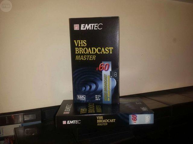 CINTAS VIDEO VHS SVHS BETACAM - foto 2