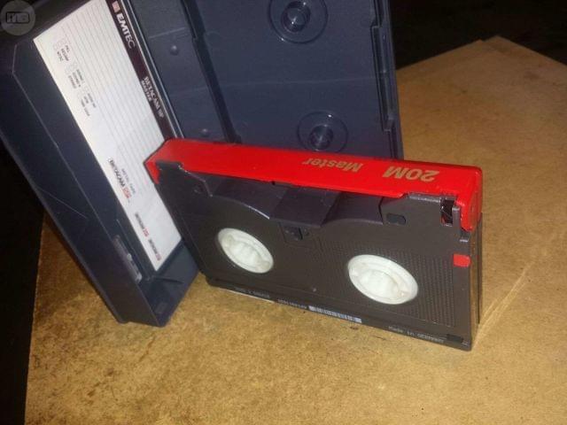 CINTAS VIDEO VHS SVHS BETACAM - foto 6